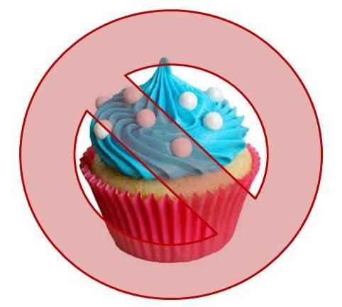 Ban cupcakes