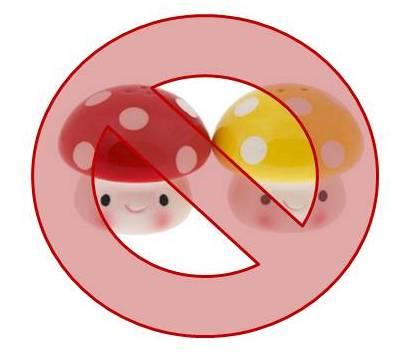 Ban Salt Shakers